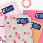 """""""Book Pack"""" of 30 Labels (Pack)"""